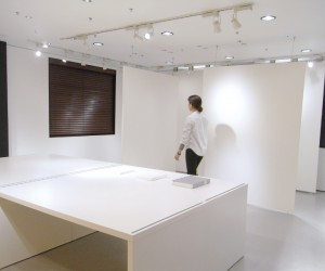 展示に合わせて様々な空間作り-イメージ1