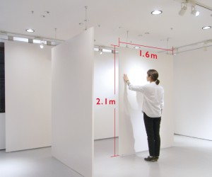 展示に合わせて様々な空間作り-イメージ2